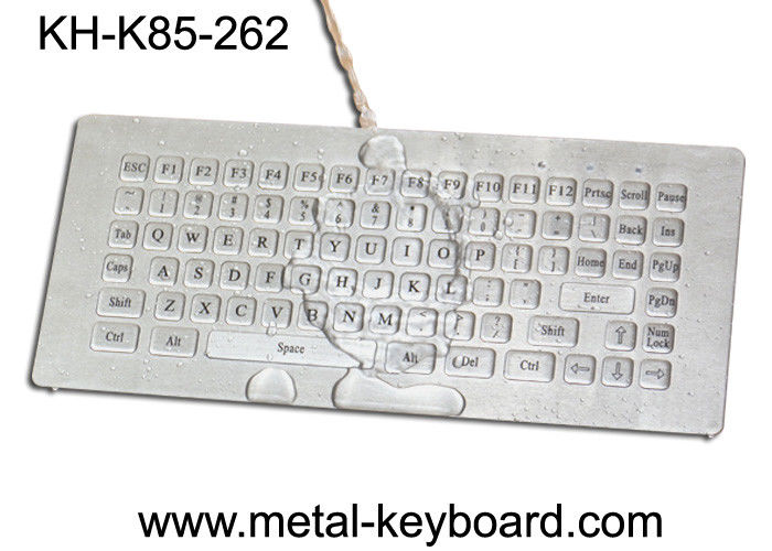 Waterproof Industrial Full function Computer Keyboard with mini Design