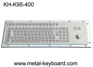 Panel Key Metal Keyboard Metal Metal Keyboard with 95 Track Keyboard Standard PC Layout